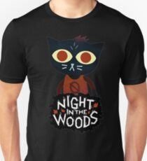 night in the woods Unisex T-Shirt
