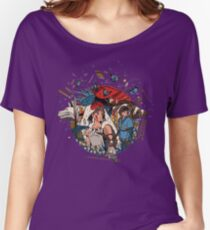Mononoke Women's Relaxed Fit T-Shirt
