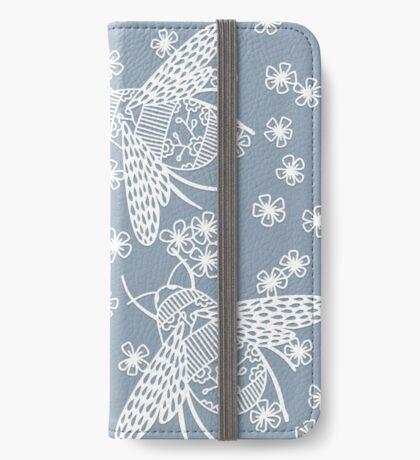 Papercut Bees iPhone Wallet