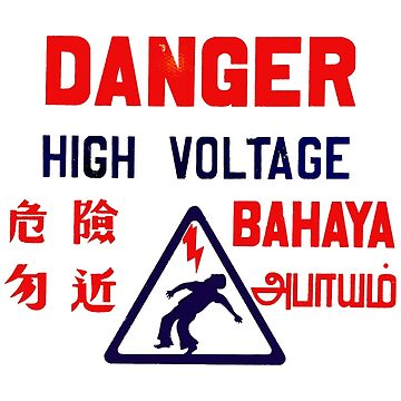 Danger! High Voltage by hurlz