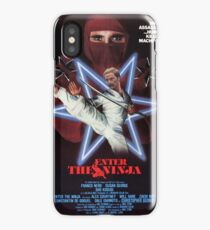 Enter the Ninja iPhone Case