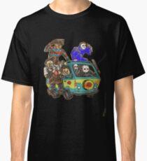 The Massacre Machine Horror T shirt Classic T-Shirt