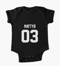 MattyBRaps One Piece - Short Sleeve