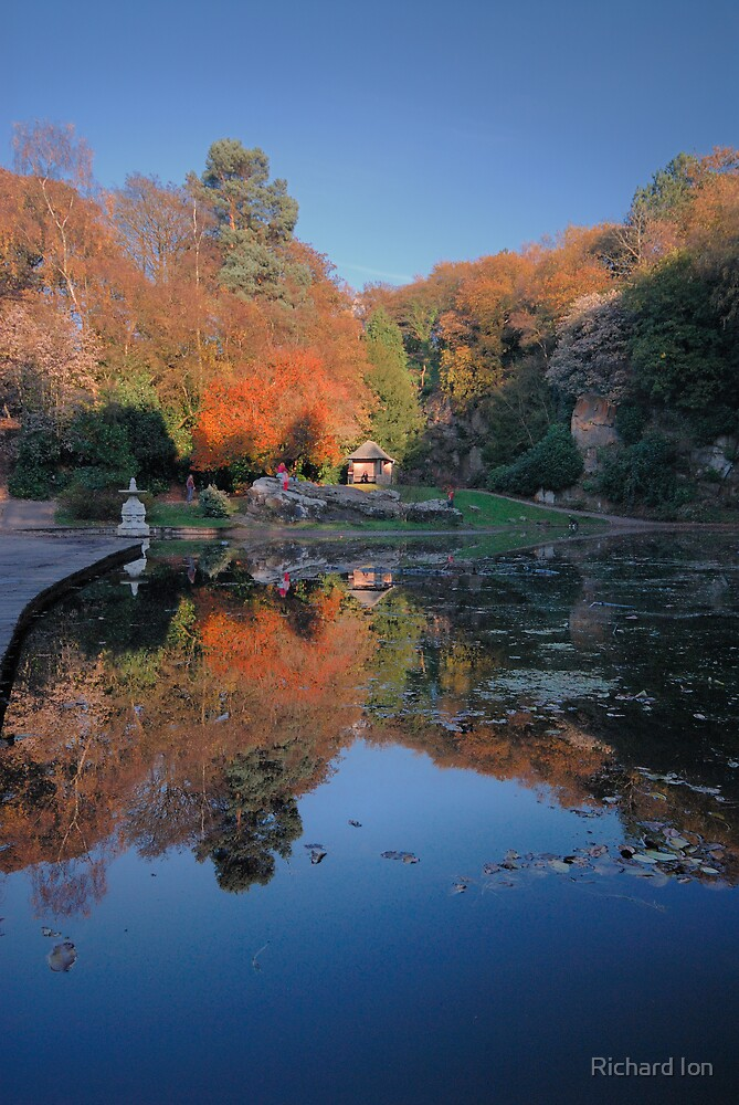 Williamson Park Lancaster - 8 by Richard Ion
