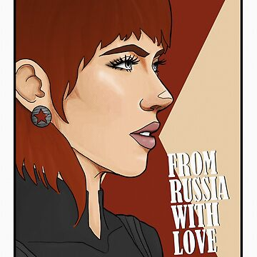 From Russia With Love by ShadoCanary