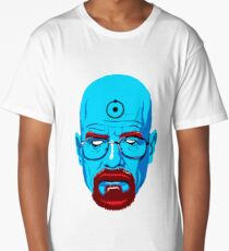 BREAKING BAD-WALTER WHITE-DR MANHATTAN Long T-Shirt