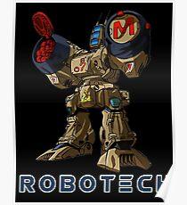 Robotech SDR 04 Phalanx Poster