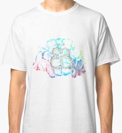 Rainbow Flower #RBSTAYCAY Classic T-Shirt