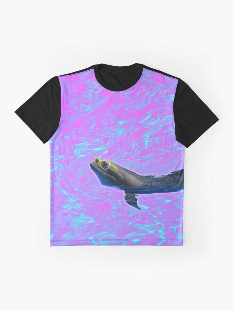 Alternative Ansicht von Ausruhen Grafik T-Shirt
