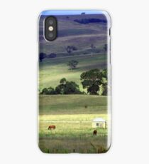 Country Scene - Ophir Road iPhone Case/Skin