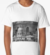 St Paul's Cathedral, London Long T-Shirt