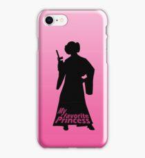My Favorite Princess iPhone Case/Skin