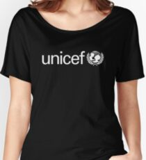 UNICEF 2 Women's Relaxed Fit T-Shirt