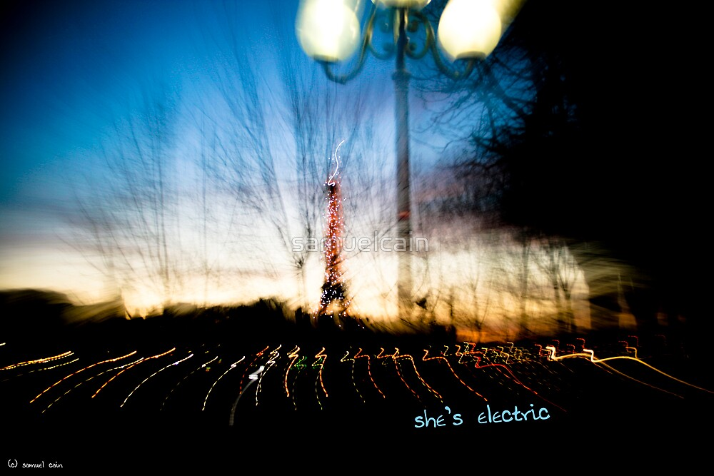 she's electric by samuelcain