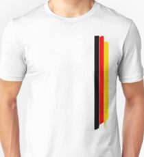 Vettel 5 - Helmet design (Stripe only) Unisex T-Shirt