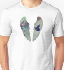 Flock of Birds Slim Fit T-Shirt