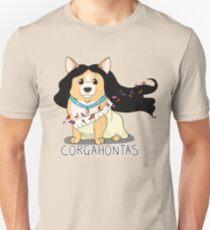 Corgahontas T-Shirt