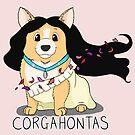 «Corgahontas» de jennisney