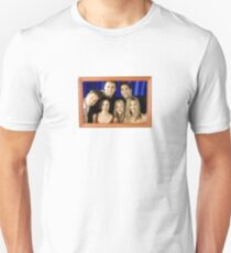 Friends Tv Show Picture Frame Unisex T-Shirt