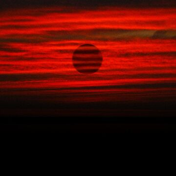 ANGRY SUN by SPACECHILD