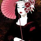 Fior Da Lisa - Geisha Mona Lisa by DesignDinamique