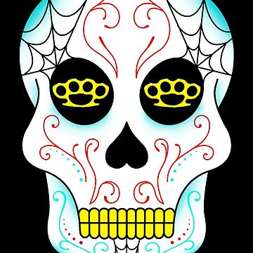 Color Skull  by AuthenticDesign