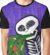 Too Much Candy Andy Graphic T-Shirt