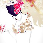 Madame Butterfly by DesignDinamique