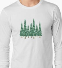 Into the Pines Long Sleeve T-Shirt