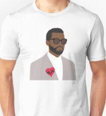 Kanye West 808's and Heartbreak  Unisex T-Shirt