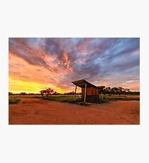 Road to Broome Photographic Print