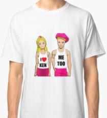 I Love Ken! (Me Too). Funny, Gay Art Classic T-Shirt