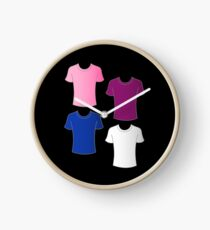 Giro d' Italia shirts Clock