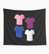 Giro d' Italia shirts Wall Tapestry