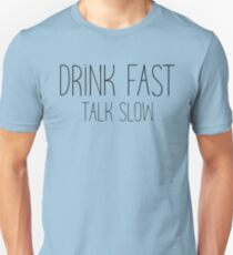 Ed Sheeran - Shape of You: Drink Fast, Talk Slow T-Shirt