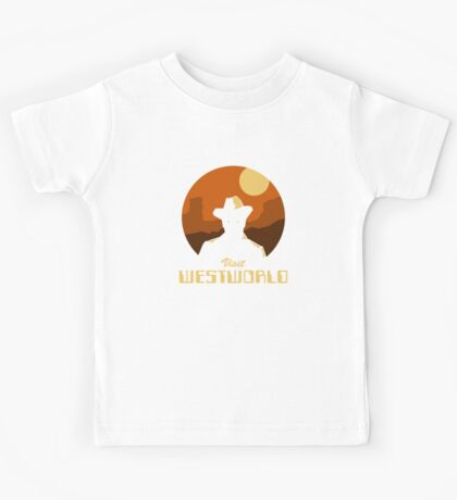 Visit Westworld Kids Clothes