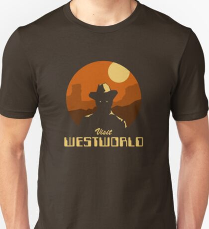Visit Westworld T-Shirt