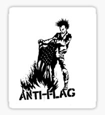 ANTI FLAG Sticker
