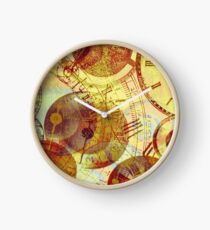 Ghost Time  Clock