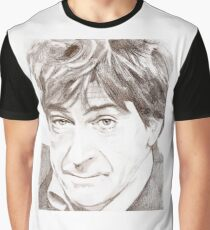 Patrick Troughton Graphic T-Shirt