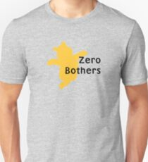 Zero Bothers | Whinnie the Pooh Unisex T-Shirt