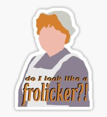 DA: Mrs. Patmore Sticker