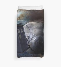 Time Flight 2 Duvet Cover