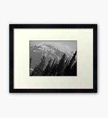 Alberta,Canada Framed Print
