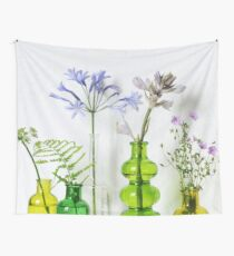 Floral composition Wall Tapestry