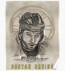 Boston Bruins - Patrice Bergeron Poster