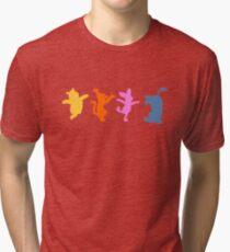 Winnie the Pooh  |  Happy Prints Tri-blend T-Shirt