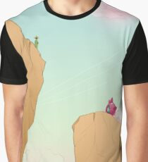 Someplace Nice Graphic T-Shirt