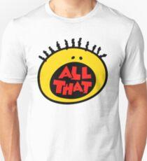 All That - TV Show Unisex T-Shirt