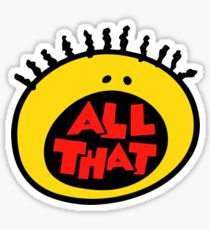 All That - TV Show Sticker